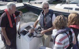 training-powerboat